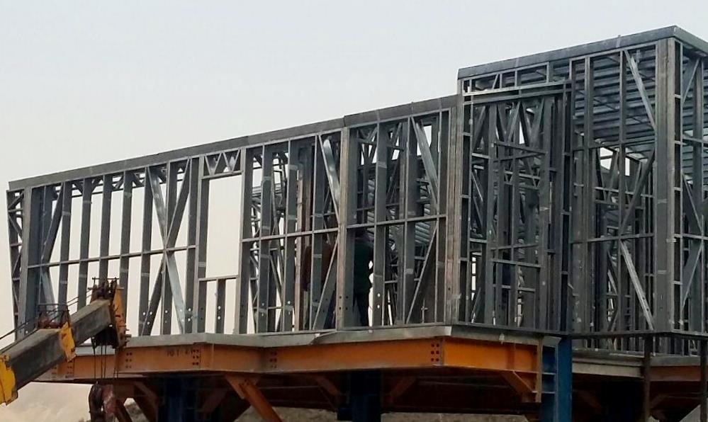 سازههای ترکیبی ال اس اف