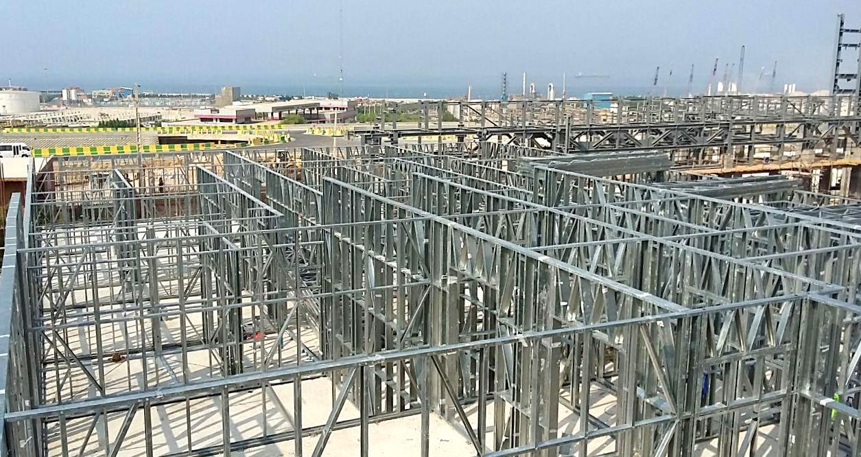 ویژگیهای سازه ال اس اف | سازه LSF چیست؟