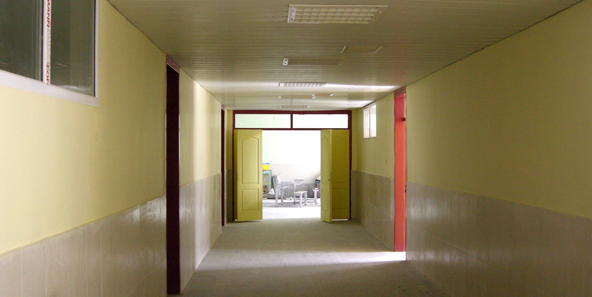 دیوارهای داخلی با ال اس اف