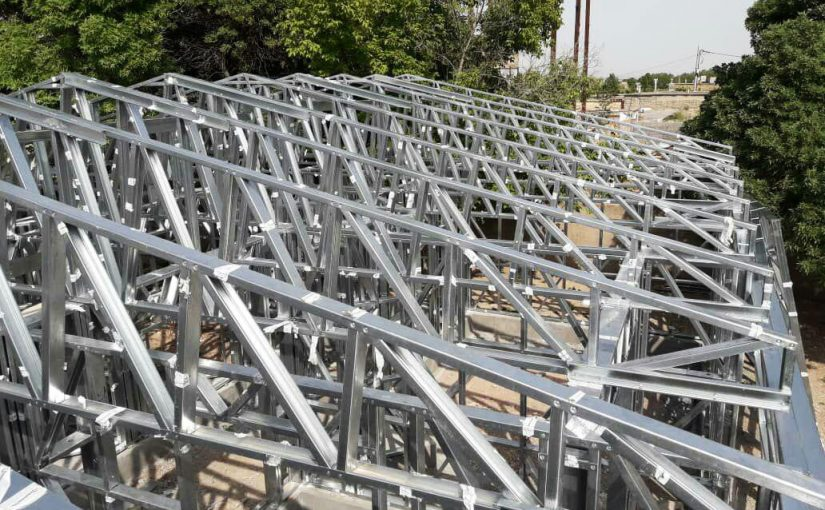 What is LSF – Light Steel Framing